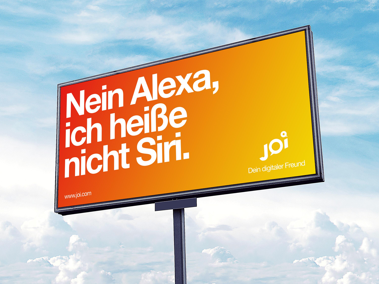 Joi billboard